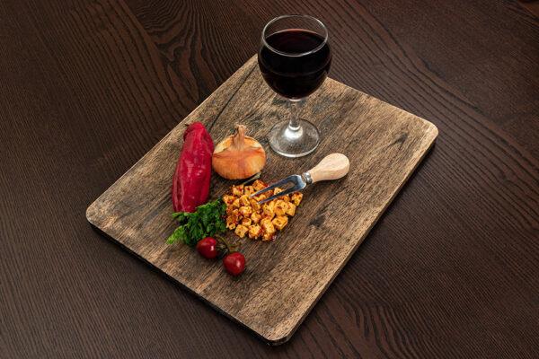 Nakládaný sýr pikantní
