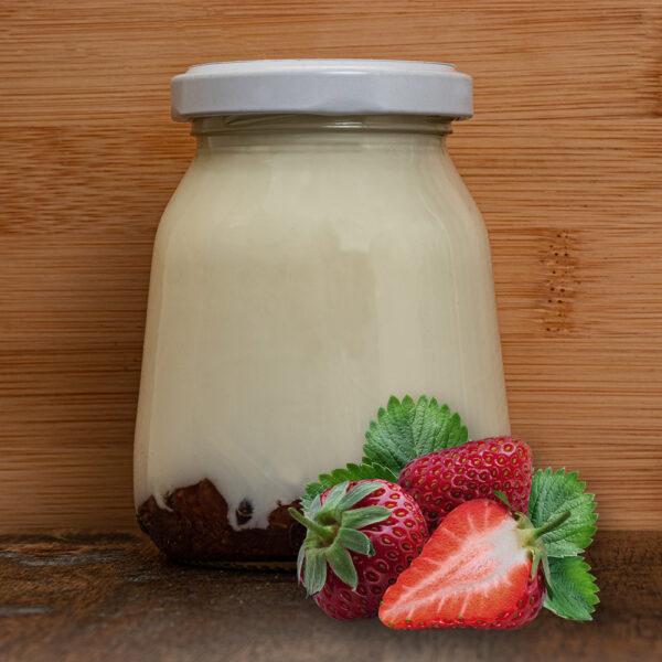 Farmářský jogurt ochucený